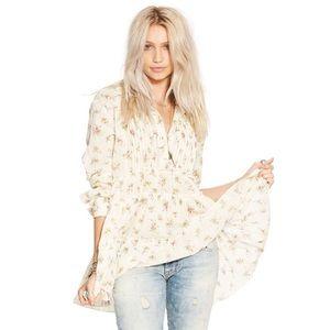 Ralph Lauren Denim and Supply Floral Tunic